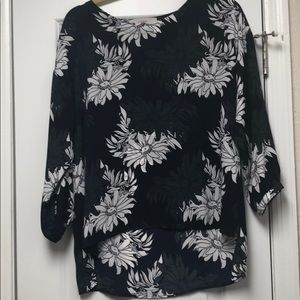 Beautiful LOFT blouse!